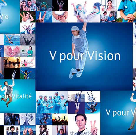 Partager une vision de la santé EN